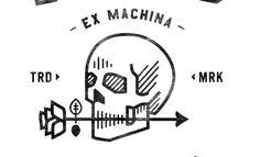 Creative Logos, Neighborhood, Studio, Deus, and Machina image ideas & inspiration on Designspiration Deus Ex Machina, Logo Branding, Branding Design, Logo Design, Badge Design, Brand Identity, Logo Luxury, Typography Design, Lettering