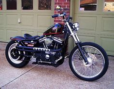 Keith Goforth's Sportster