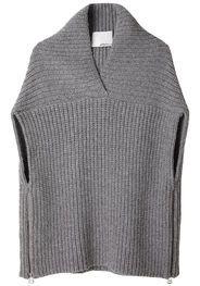 3.1 PHILLIP LIM | Shawl Sweater Vest | Shop at La Garçonne