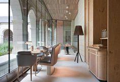 Famous Interior Designers – Patrick Jouin Redesigns A Boutique Hotel