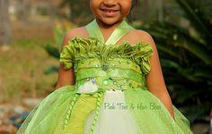 Princess Tiana Dress Princess and the frog costume Princess