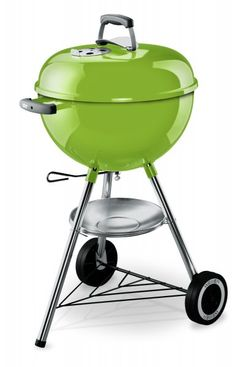 Weber One-Touch Original 47 cm - Spring Green Barbecue Weber, Bbq, Charcoal Grill, Spring Green, Kettle, Grilling, The Originals, Outdoor Decor, Google