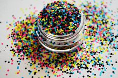 Eat My Shorts ..Solvent resistant glitter mix for by ImpulseCo