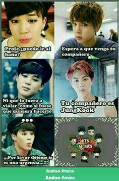 Jikook, Bts Memes, Kpop, Humor, Funny, Ships, Life, Korean Idols, Funny Memes