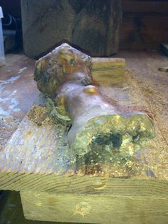 Beech wood for Kuksa