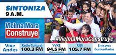 @FEdumedia : RT @RadioEducativaV: #Ahora Edgar Zapata #Sucre En Paz y Alegría estudiantes de la región iniciaron sus actividades  #6MillonesDeMorrales