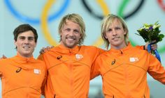 Day 3: GOOD: Speed Skating in the Netherlands. The Dutch men swept the 500m short track, bringing a gold, silver, and bronze back to Europe with them. (2/10/2014)