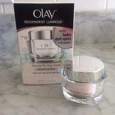 Olay Regenerist Luminous Tone Perfecting Cream NWOT! Brand new and unopened…