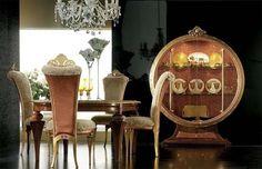Elegant and Luxury Dining Room Design