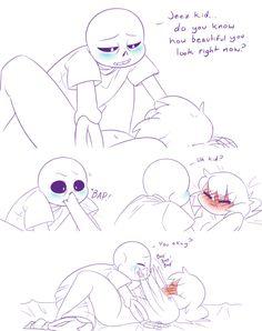 Sans: f-frisk!! M-me vengo!Frisk: y-yo igual!!El esqueleto soltó todo dentro de la humana y en ese instante la humana lo abrazo fuertemente al igual que esté a ella