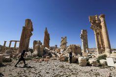 #world #news  Reuters: Syrian army announces recapture of Palmyra from Islamic…  #FreeKarpiuk #FreeUkraine @realDonaldTrump @thebloggerspost