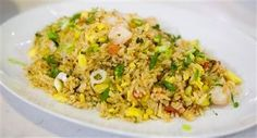 Cut the cost and calories of takeout and make shrimp fried rice at home