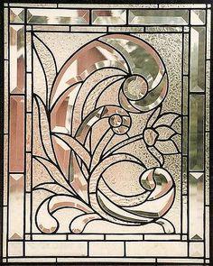 Sunflower Glass Studio | Beveled Windows