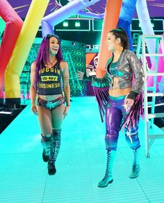 The official home of the latest WWE news, results and events. Get breaking news, photos, and video of your favorite WWE Superstars. Wwe Pictures, Wwe Photos, Wrestling Divas, Women's Wrestling, Female Wrestlers, Wwe Wrestlers, Wwe Women's Championship, Bailey Wwe, Wwe Outfits