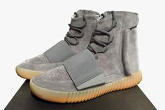 Yeezy Boost 750 ニューモデルはグレイカラー?