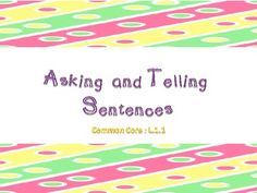 Asking and Telling Center