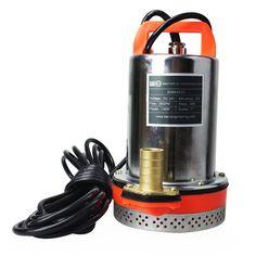 BACOENG Bomba de agua sumergible DC24V, 130W: Amazon.es: Bricolaje y herramientas Water Well, Solar Power, Ranch, Home And Garden, Pumps, Ebay, Popular, Water Bombs, Tools