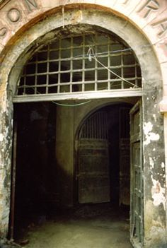 Hanoi, Hilton (prison for our soldiers during Vietnam War.) 1995