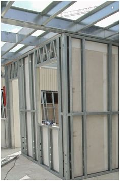 Concrete Insulation, Roof Insulation, Types Of Cladding, Fiber Cement Board, Cladding Materials, Steel Frame Construction, Building Systems, Ventilation System, Raw Material
