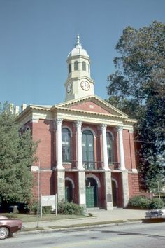 Pasquotank County Courthouse ... parents were married here in 1957