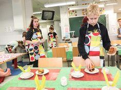 Nelle scuole finlandesi, dove l'economia domestica è roba (anche) da maschi