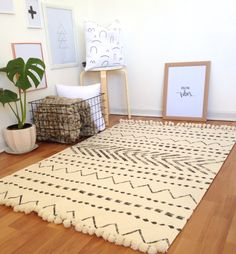 Scandinavian rug,tribe pattern rug, nordic style rug,Scandinavian decor,nordic decor,minimalist,white rug,morrocan rug,minimalist rug by COLASHOME on Etsy https://www.etsy.com/listing/278120714/scandinavian-rugtribe-pattern-rug-nordic