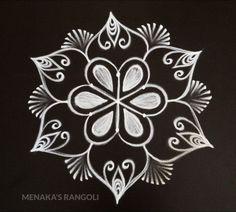 Easy And Beautiful Rangoli Designs For Diwali Rangoli Designs Latest, Simple Rangoli Designs Images, Rangoli Designs Flower, Rangoli Border Designs, Rangoli Patterns, Rangoli Designs Diwali, Diwali Rangoli, Rangoli Designs With Dots, Beautiful Rangoli Designs