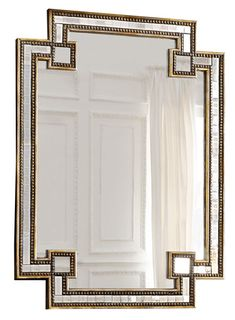 Art Deco Wall Mirror art deco wall mirror | mirror walls, decorative mirrors and