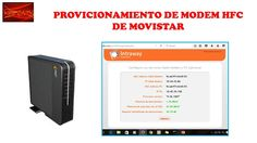 PROVICIONAMIENTO DE MODEM UBEE DOCCIS 3 HFC DE MOVISTAR-CURSO DE MOVISTAR UNO En este video aprenderás a provisionar el modem ubee que utiliza movistar para ...