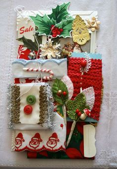 vintage Christmas trims * For free Christmas toys Arielle Gabriels The International Society of Paper Dolls also free China and Japan toys The China Adventures of Arielle Gabriel *