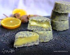Едим Дома кулинарные рецепты от Юлии Высоцкой | Маковые конфеты с лимонным курдом рецепт 👌 с фото пошаговый