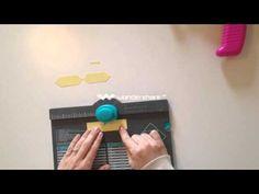 Fiocchi con l'Envelope punch board