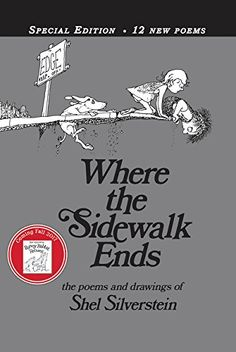 Where the Sidewalk Ends Special Edition with 12 Extra Poe...
