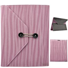 Stripe Cool Style Leather Case Handbag for The new iPad/iPad 2 - Roseo  PriceUS $15.45 Apple Ipad Accessories, New Ipad, Leather Case, Ipad Case, Cool Style, Stuff To Buy, Leather Pencil Case, Style Fashion, Leather Pouch