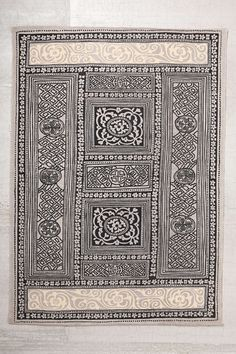 2nd rug living room Magical Thinking Adalaj Rug