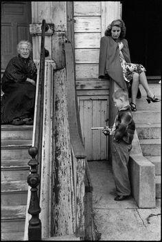 U.S. San Francisco. 1946  // by © Henri Cartier-Bresson / Magnum Photos