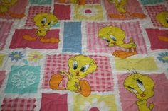 Looney Tunes, Crib Bedding, Baby Blankets, Tweety, Cribs, Nursery, Quilts, Bird, Animals