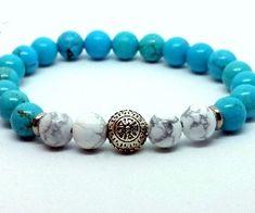 Női ásvány karkötők - Mata Beads Beaded Bracelets, Diy, Jewelry, Fashion, Moda, Bricolage, Bijoux, Jewlery