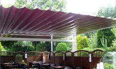 #Baldachine - für #Privatgärten und #Outdoor #Gastronomie, vom Fenster- Rollladen- und #Sonnenschutz- Fachbetrieb #Mester aus #Bielefeld, für OWL und Umgebung.