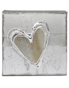 Grey Artbloxx 03 Silver Wall Art, Small Canvas, Art Uk, Contemporary Art, Grey, Jewelry, Gray, Jewels, Contemporary Artwork