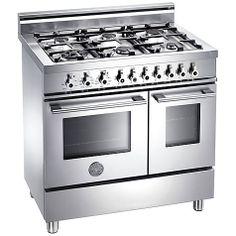 900mm wide Bertazzoni cooker