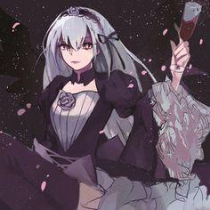 Rozen Maiden - Suigintou