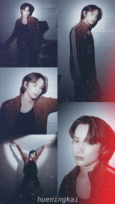 Kai, Fall In Luv, Fandom, Korean American, Spotify Playlist, Boy Groups, Wallpaper, Boys, Dibujo