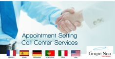 Scale your business higher by Appointment Setting Call Center Services.