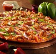 Очень хороший рецепт теста для пиццы.