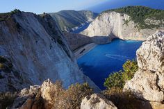View To Navagio Shipwreck Beach Shipwreck, Beach, Water, Outdoor, Water Water, Aqua, Outdoors, The Beach, Seaside