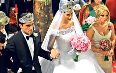 Romanian Orthodox Wedding NUNTA-EBA