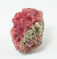Rhodochrosite Crystals, M-1208