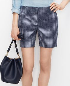 The temp's going up and so are hemlines. It's time to get over your fear of baring your legs. Our easy guide will help you choose the perfect pair of shorts.#shorts #summer