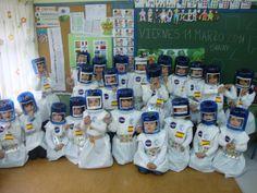 proyecto infantil el astronauta - Buscar con Google